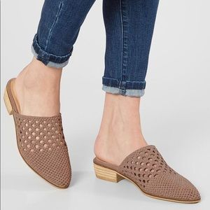 Anthropologie Miim mule